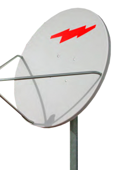 Antena satelitarna Skyware Global (ASC Signal) 0,9m z feedem