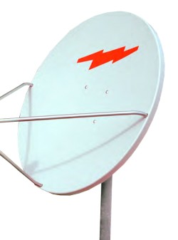 Antena satelitarna Skyware Global (ASC Signal) 1,0m bez feeda