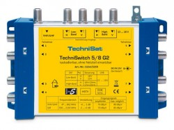 Multiswitch TechniSat 5/8 G2