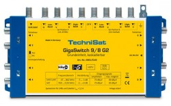 Multiswitch TechniSat 9/8 G2