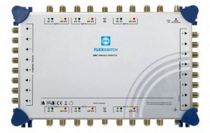 Multiswitch WISI DRC 1312