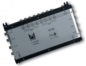 Multiswitch Alcad MB-202 9/8